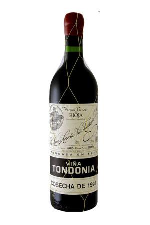 1994_Vina_Tondonia_Tinto_Gran_Reserva_Bodegas_Lopez_de_Heredia_Vina_Tondonia