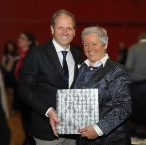 VDP 2017 Silberne Ehrennadel Paula Bosch